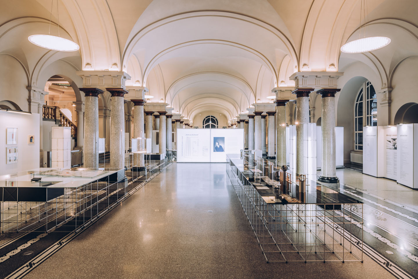 Design Center Baden-Württemberg hosted the exhibition