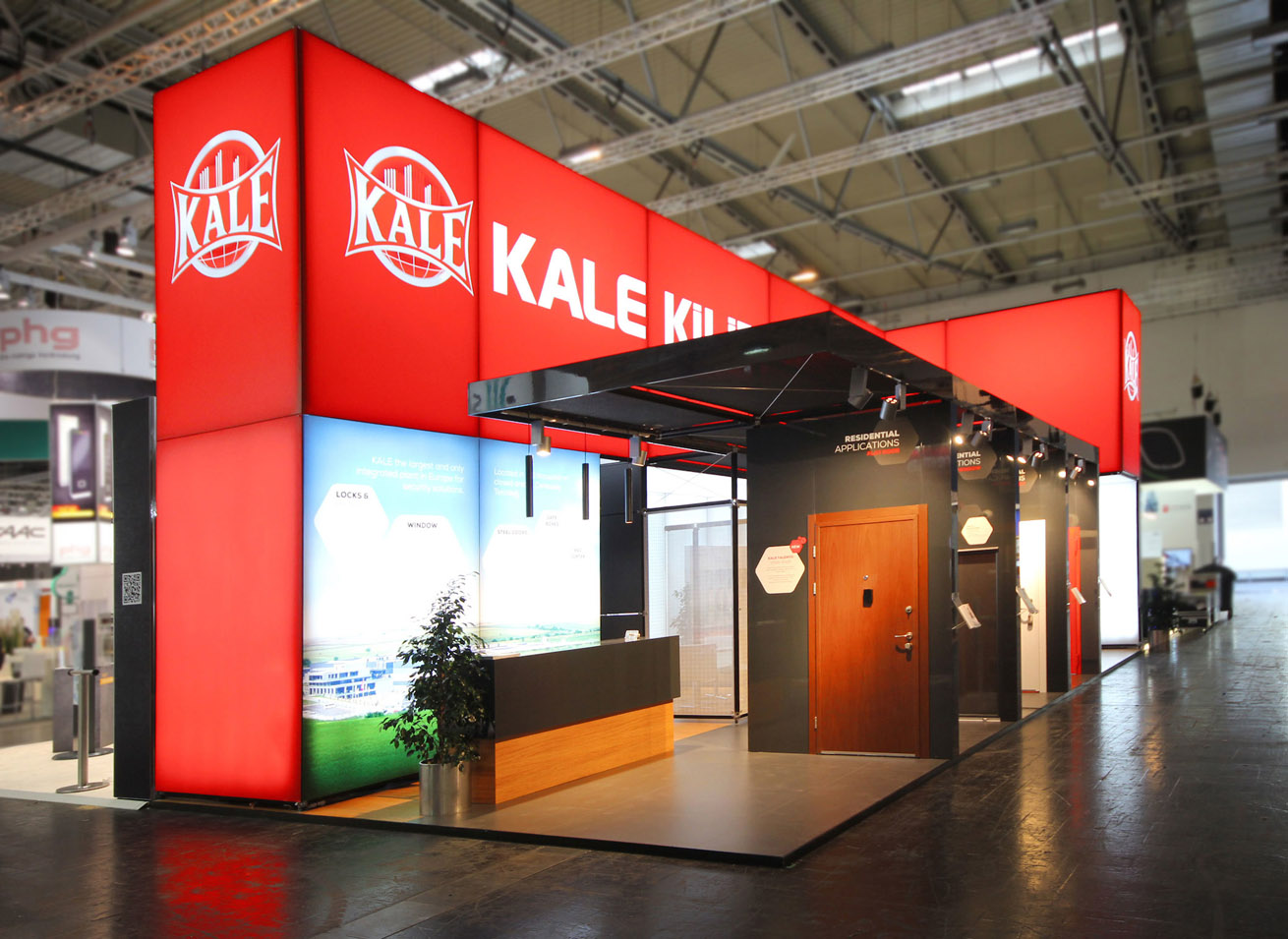 Kale Kilit in Security Essen 2018